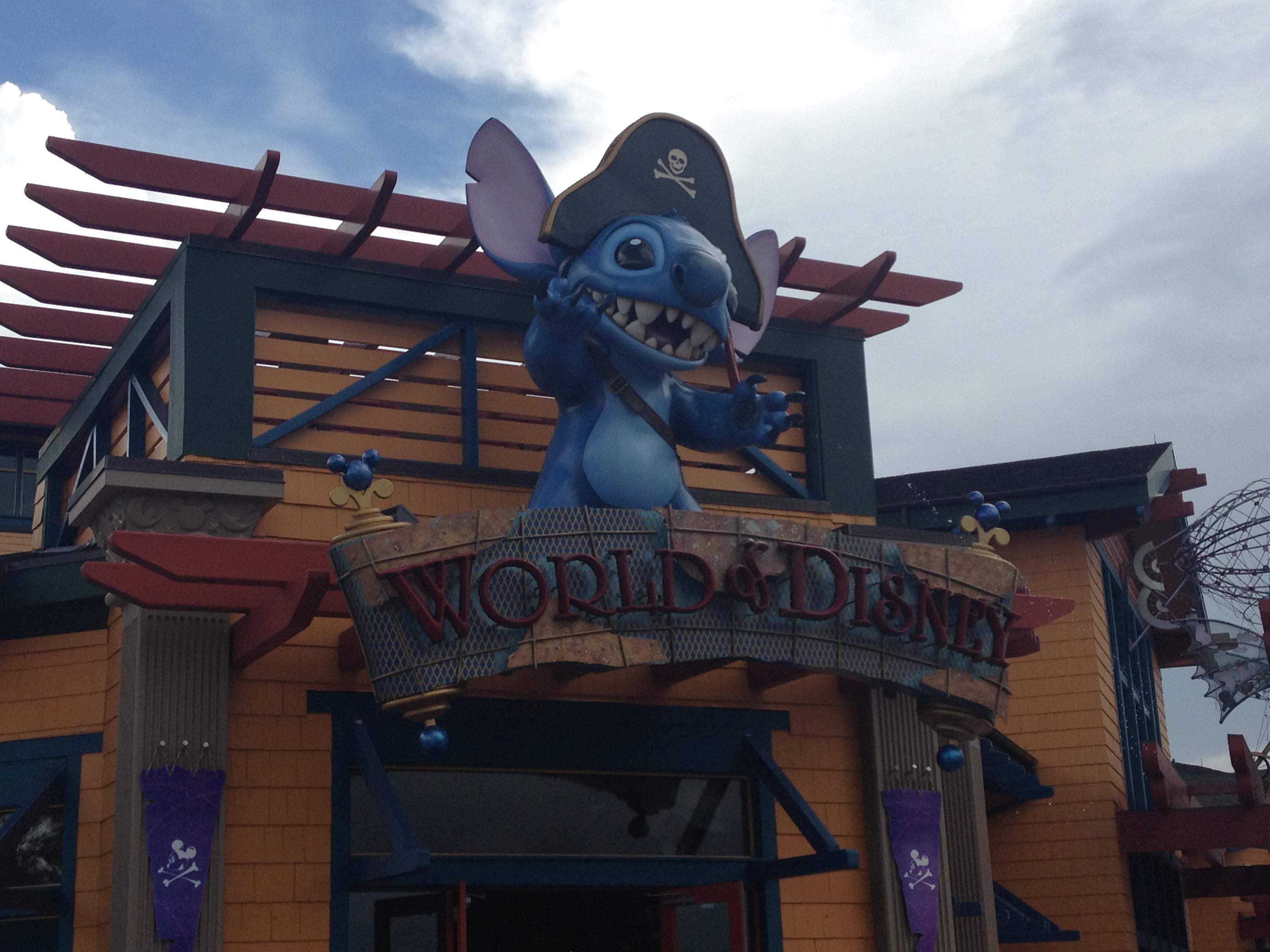 Visitar Walt Disney World Disney Springs Orlando
