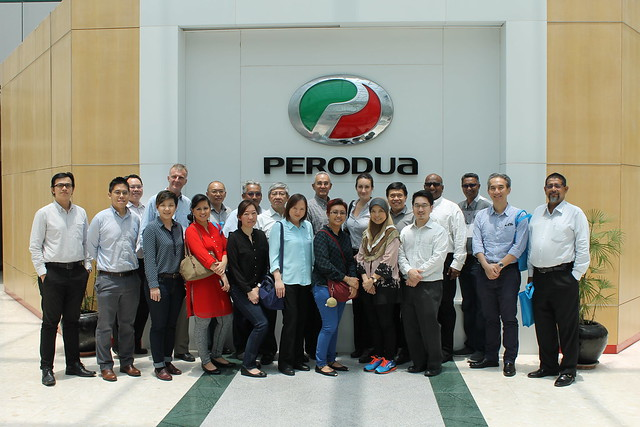 2016 October - MABC Perodua Factory Visit