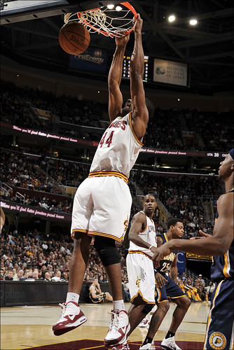 Powe Dunks | by Cavs History