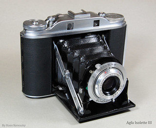 Agfa Isolette III Solinar Synchro Compur (01) | by Hans Kerensky