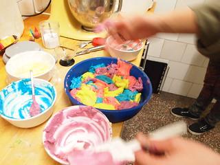 Rainbow Cake Ricardo