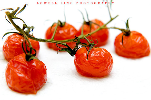Roasted Vine Tomatoes | by lowell.ling
