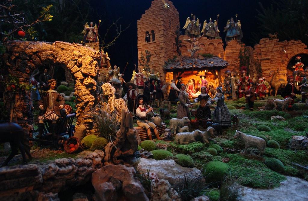 Weihnachtskrippe Münster Überlingen Bodensee - baroque chr…   Flickr