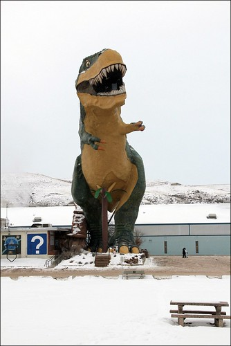 Taking over Drumheller | by Venture Vancouver