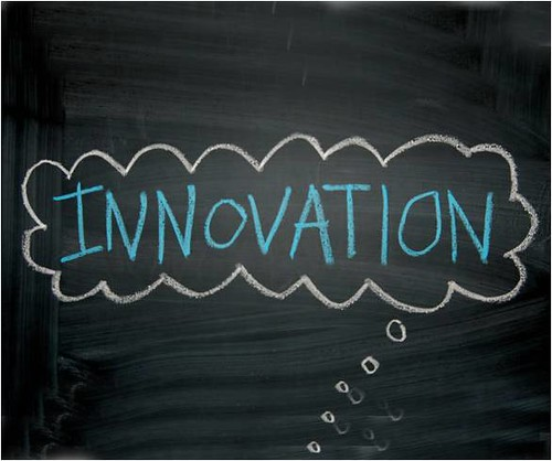 Innovation chalkboard | by Hampton Roads Partnership