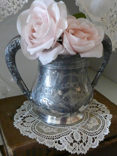 silver sugar bowl | by seaside rose garden