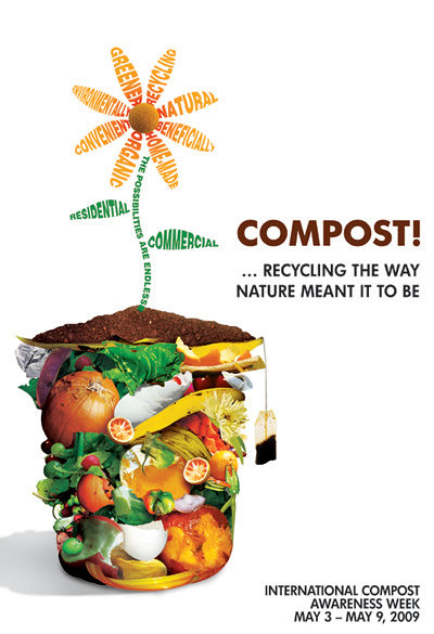Compost poster design | This design created for ICAW poster … | Flickr