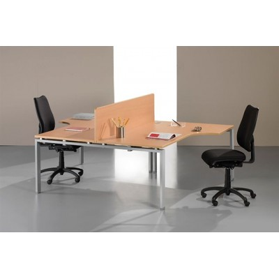 Ergonomic Office Desk 2 Person The Astro Arche Office