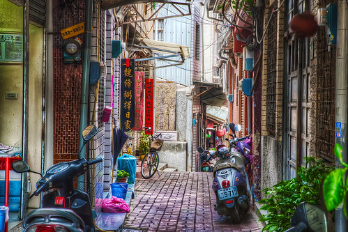 Fortune Teller Alley, Tainan City | by jimlambie