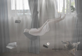 Day 22/365 ~ Levitating in a Dream | by Amanda Mabel