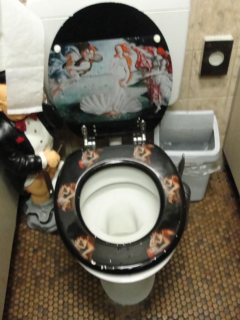 Fancy toilet seat by duckworthy2002 fancy toilet seat by duckworthy2002