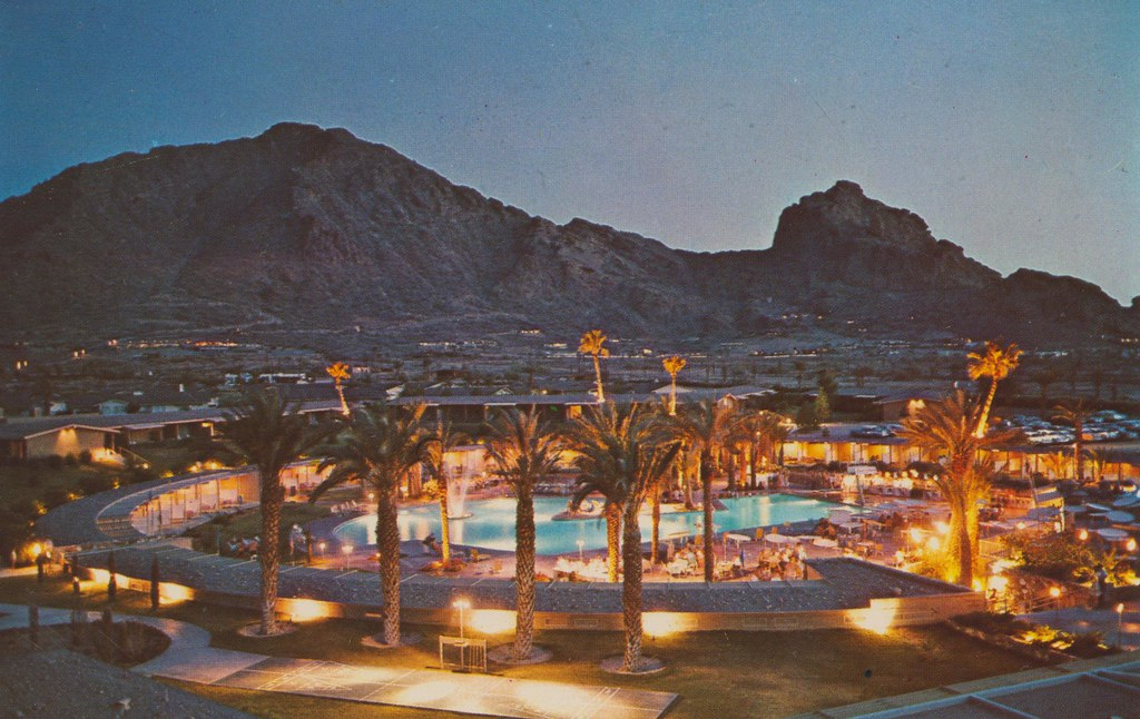 Mountain Shadows Hotel - Scottsdale, Arizona