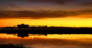 Sunset over Bolsa Chica II | by bmse