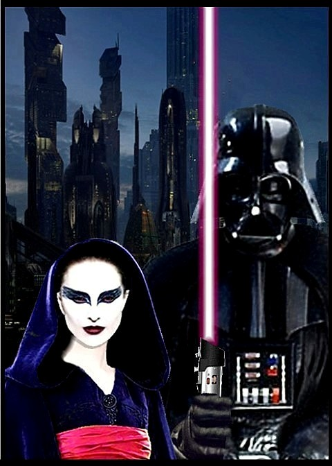 STAR WARS Grant Carbonites Coruscant Gothic