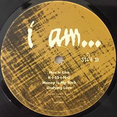NAS:I AM...(LABEL SIDE-D)