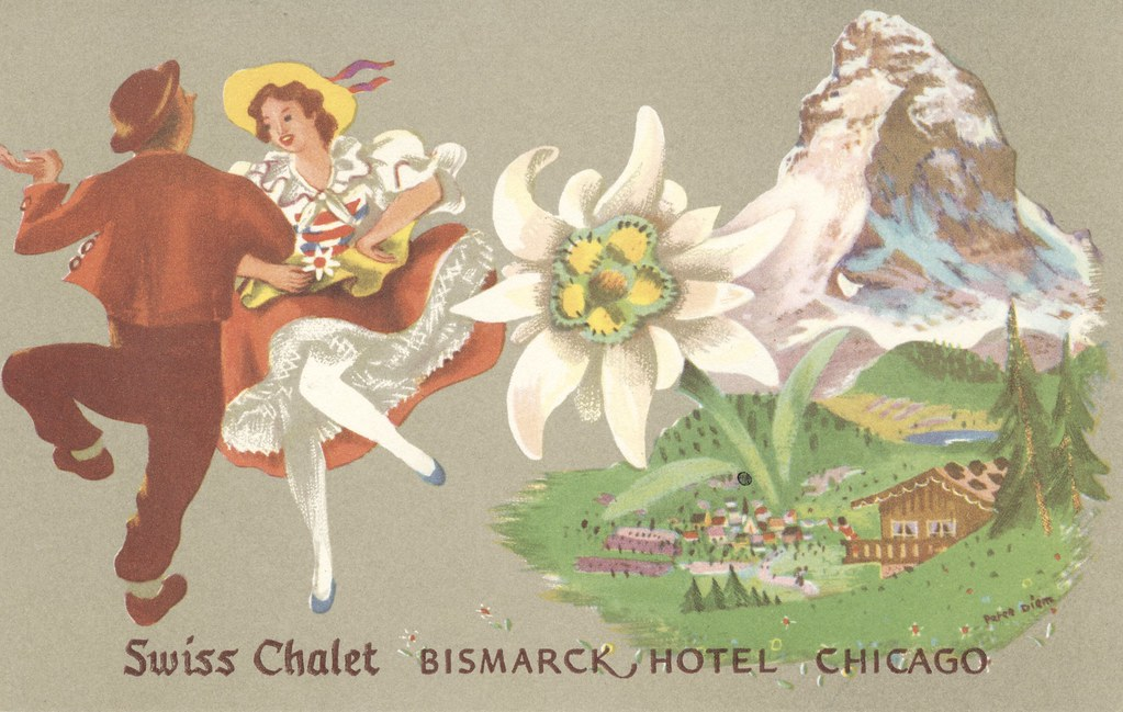Bismarck Hotel - Chicago, Illinois