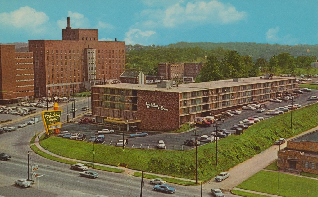 Holiday Inn Downtown - Knoxville, Tennessee