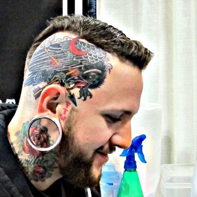 Star of texas tattoo art revival convention austin tx for Tattoo artists austin tx
