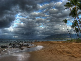Maui Beach at Sunrise | by turbguy - pro
