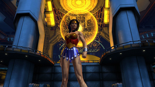 DC Universe Online Trophies – 'Warrior of Truth' | by PlayStation Europe