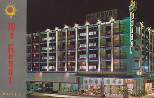 Mt Royal Motel Atlantic City New Jersey Beautiful Park Flickr