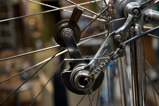 Cyclo Route Derailer Side | by Hugger Industries