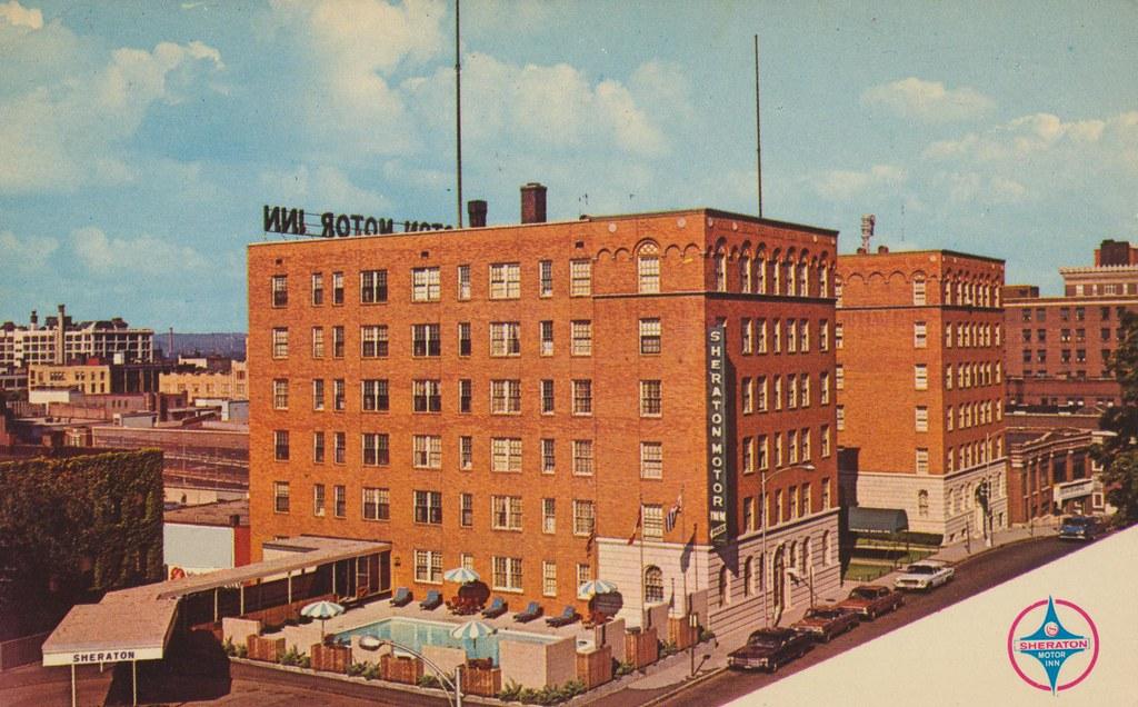 Sheraton Motor Inn - Springfield, Massachusetts