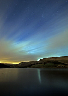 Stars over Dovestones Reservoir | by Craig Hannah
