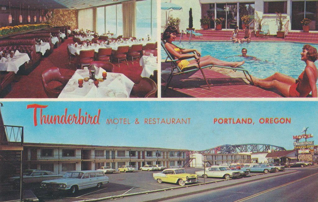 Thunderbird Motel - Portland, Oregon