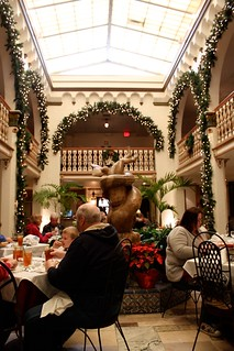 The Patio Dining Room, The Columbia Restaurant, Tampa, Florida | by Kim | Affairs of Living