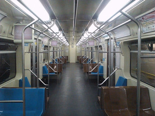 Alone in the Train | by Diego3336