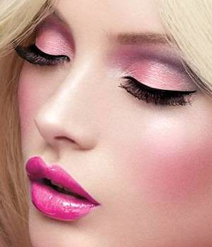 barbie-loves-mac-make-up-look | by femtalks