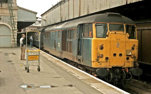 1987.07.18.111Q Saturday.Exeter.31450.on.Barnstable.train.1215pm | by Steve75C