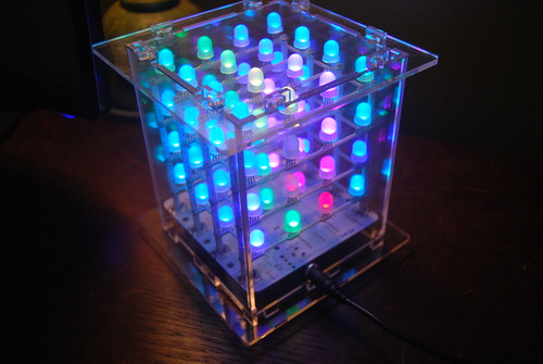 Rainbow Cube Seeedstudio Case | by rileyporter
