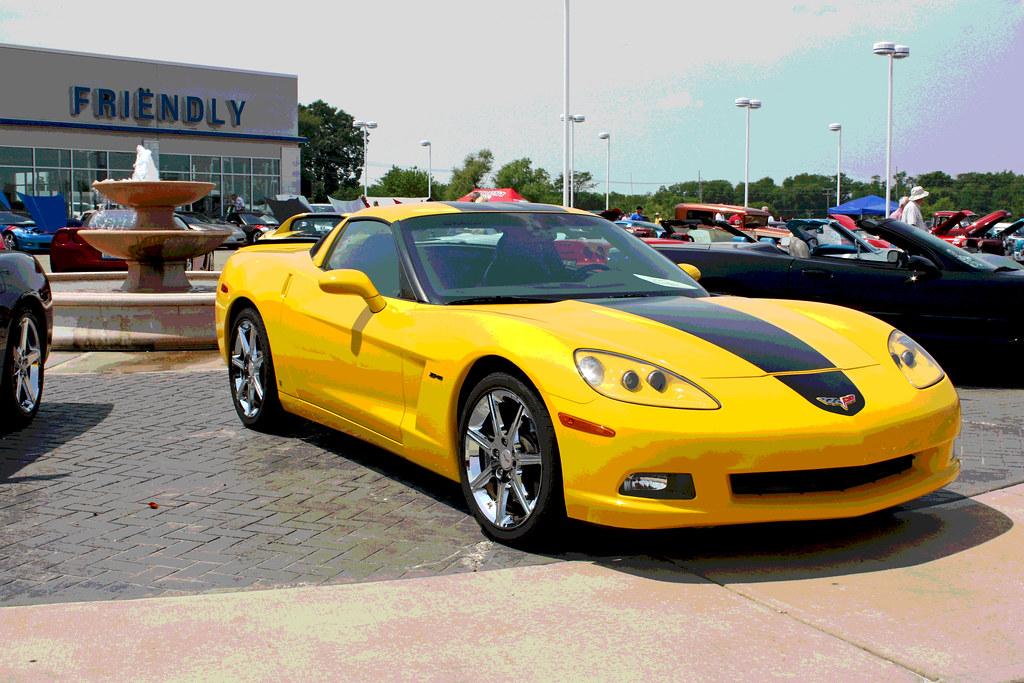 ... Myoldpostcards 2008 Chevrolet Hertz Corvette ZHZ Special Edition (3 Of  10) | By Myoldpostcards