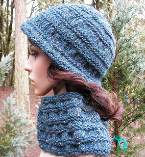 Gudrun Hat/Cowl set | by drivemy53chevy