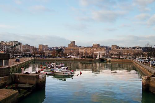 Imgp0068 le havre vu du bassin du roi le havre france flickr - Bassin pour balcon le havre ...