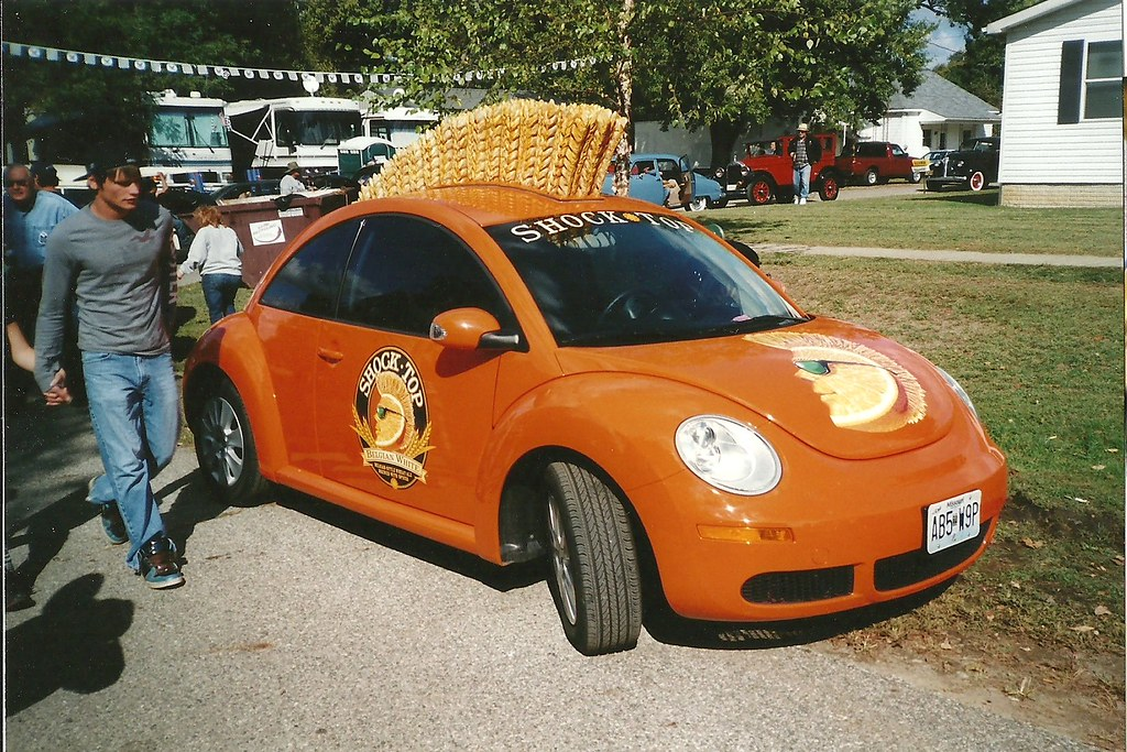 2010 VW Bug Shock Top  Pictured at the Annual Newport Hil  Flickr