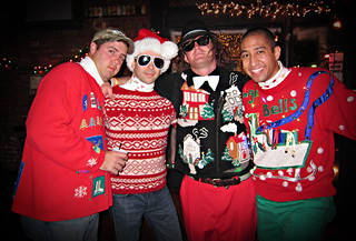 The Ugly Christmas Sweater Party - 2010 | by ramseymohsen