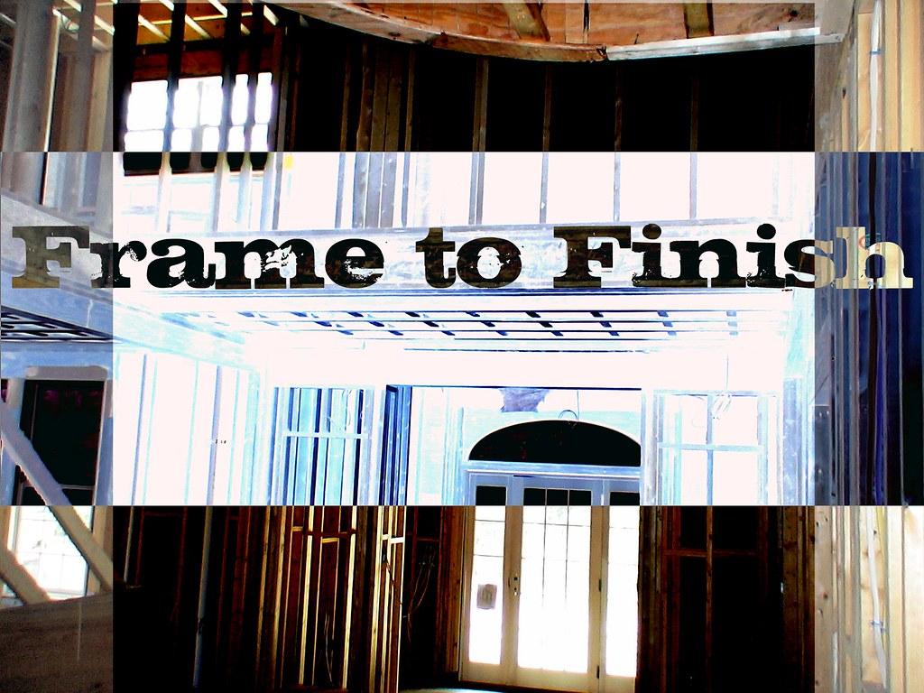 Framing Carpentry Art(larger) | Framing services highlighted… | Flickr