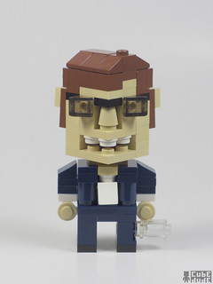 CubeDude Austin Powers | by MacLane