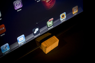DIY iPad Stand | by Pete Prodoehl