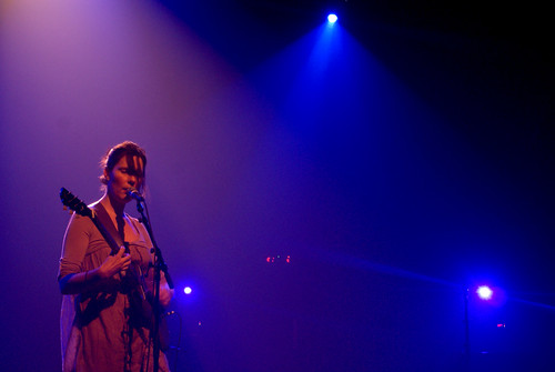 Laetitia Sadier | by Marc Wathieu