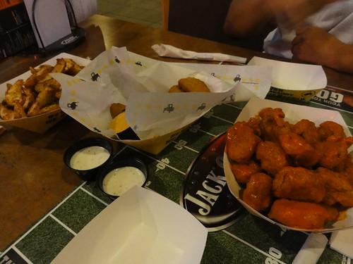 Wild Wings Cafe Augusta Ga Menu