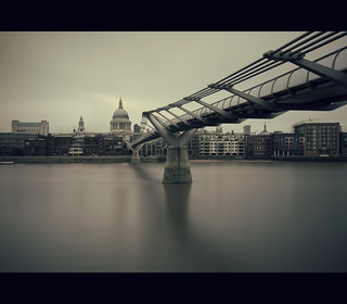 Millennium Bridge (London) | by Obaid BD