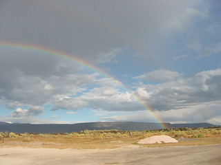 New Mexico - Rainbow at RV site | by Bob Country