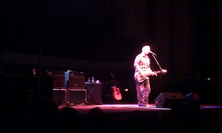 Billy Bragg at the Troxy | by markhillary