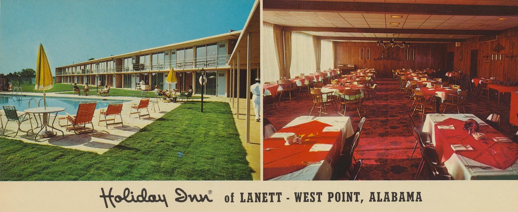 Holiday Inn - Lanett, Alabama
