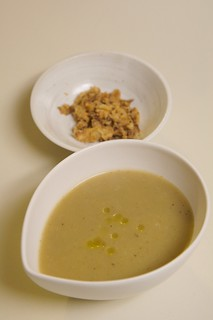 Sunchoke Soup | by amorimur