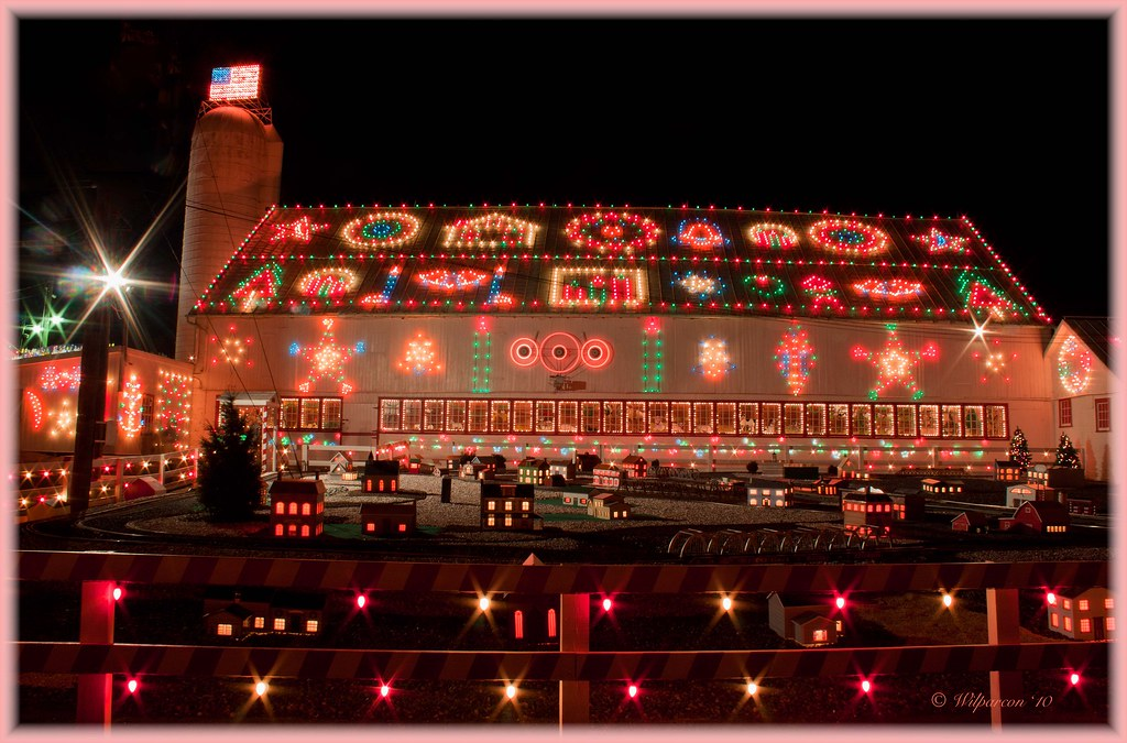 christmas village barn bernville pa by wgp0302 - Bernville Christmas Village